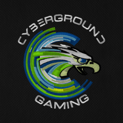 Zaino Bamm Bamm in TNT BLUE ufficiale Cyberground Gaming®