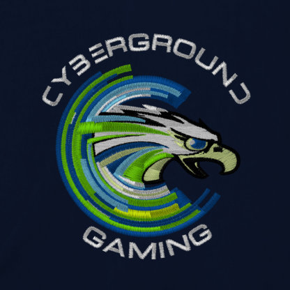 Berretto Bronx ufficiale Cyberground Gaming® BLUE