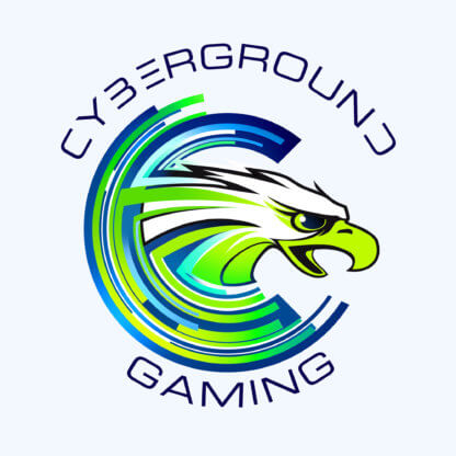 Mousepad ufficiale Cyberground Gaming®