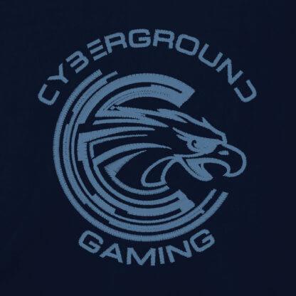 Borsa portacomputer ufficiale Cyberground Gaming® NAVY