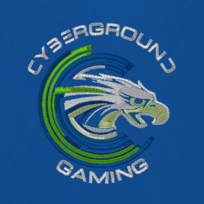 Polo Strasburgo UOMO ufficiale Cyberground Gaming® ROYAL
