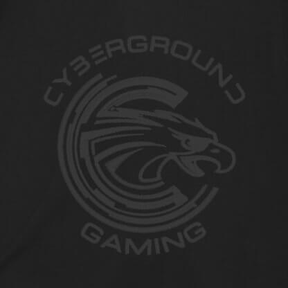 Pantalone Authentic Jog ufficiale Cyberground Gaming® - BLACK