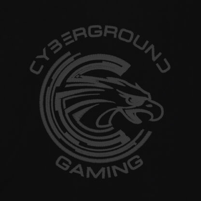 Cappellino Snap5 ufficiale Cyberground Gaming® BLACK